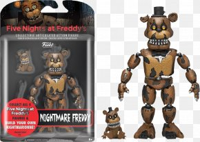 Five Nights At Freddy's 4 - Five Nights At Freddy's 4 Action & Toy Figures Funko Video Game PNG