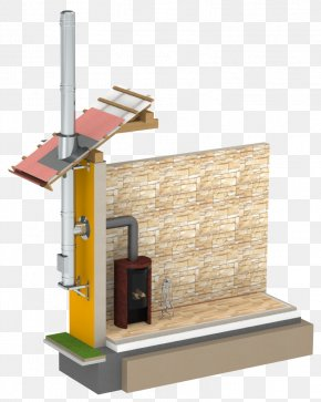 Chimney - Free University Of Berlin Chimney Stainless Steel Luft-Abgas-System PNG