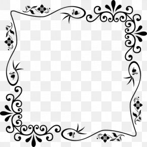 Handpainted Origami - Picture Frames Decorative Arts Clip Art PNG