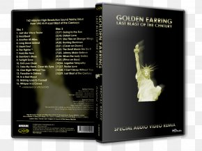Golden Earring Evil Love Chain Long Blond Animal Linear Pulse Code Modulation Just Like Vince Taylor PNG