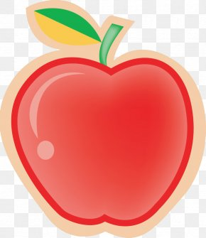Apple Design Creative Gifts - Apple Cartoon Auglis Food PNG