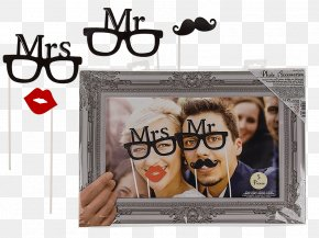 Party - Party Photo Booth Mrs. Theatrical Property Marriage PNG
