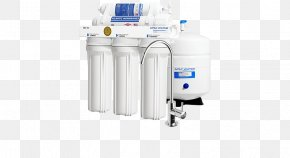 Reverse Osmosis - Water Filter Reverse Osmosis Drinking Water Filtration PNG