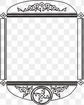 Funny Black Frame - Black And White Wire-frame Model Computer File PNG