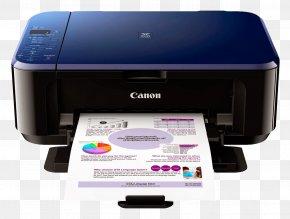 Canon Color Photo Printer - Multi-function Printer Inkjet Printing Canon PNG