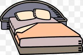 Bed Cliparts - Bedroom Cartoon Bed-making Clip Art PNG