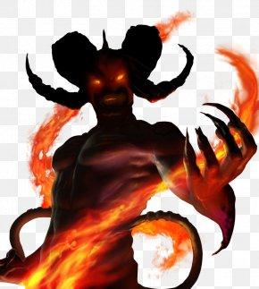 Demon Image - Demon Graphics Devil Violin Illustration PNG