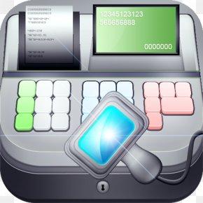 Cash Register - Inventory Sales Business Cash Register PNG