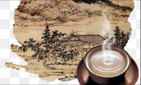 Tea - Tea Poster Tieguanyin Banner PNG