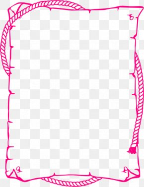 Girly Borders - Borders And Frames Free Content Clip Art PNG