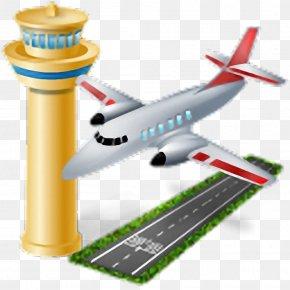 Airport - Airplane Air Travel John F. Kennedy International Airport PNG