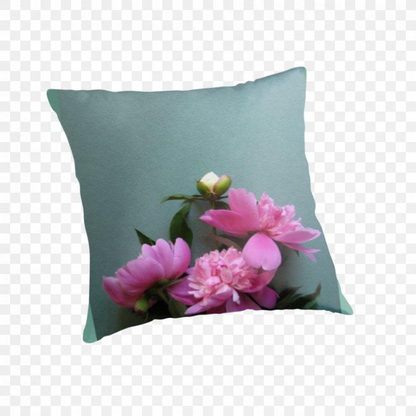 Cut Flowers Throw Pillows Cushion, PNG, 875x875px, Flower, Cushion, Cut Flowers, Flowering Plant, Petal Download Free