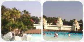 Wave Pool - Siam Park Tourism Water Park Tourist Attraction PNG