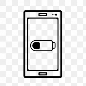 Phone Charging Icon - Telephone Symbol PNG