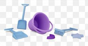 Plastic Bucket Shovel - Plastic Barrel Bucket PNG