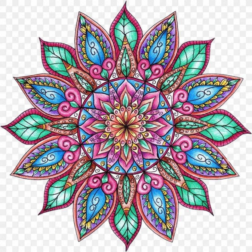 Mandalas Coloring Coloring Book Drawing Png 882x881px Mandala Art Color Colored Pencil Coloring Book Download Free