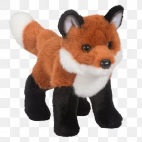 Stuffed Toy - Red Fox Stuffed Animals & Cuddly Toys Plush PNG