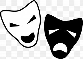 Anonymous Mask - Drama Wikipedia Theatre Clip Art PNG