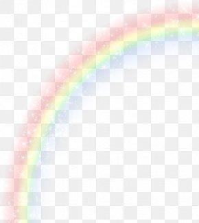 Cartoon Rainbow - Light Rainbow Editing PNG