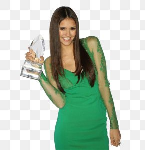 Nina Dobrev - Nina Dobrev The Vampire Diaries 38th People's Choice Awards Niklaus Mikaelson Actor PNG