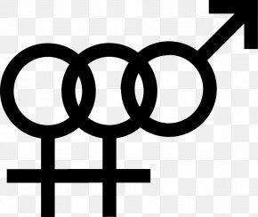 Symbol - Gender Symbol Female LGBT Symbols PNG