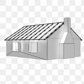 House - Architecture House Roof Daylighting PNG