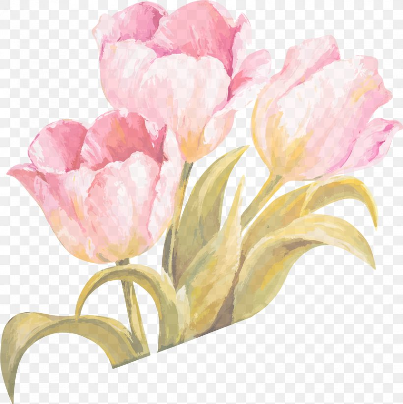 Tulip Watercolor Painting Flower, PNG, 1574x1580px, Tulip, Cut Flowers, Floral Design, Floristry, Flower Download Free