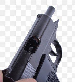 Weapon - Trigger Firearm Ranged Weapon Air Gun PNG