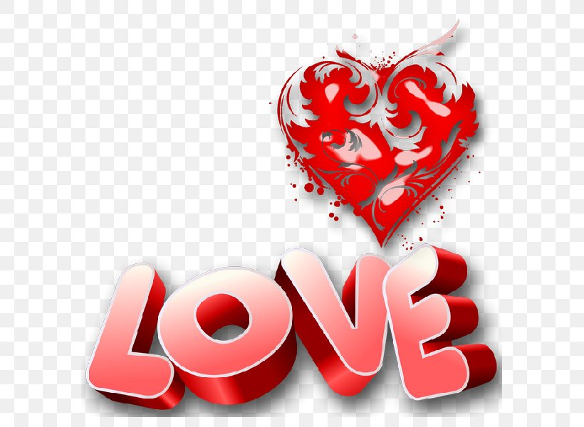 Valentine S Day Heart Love Clip Art Png 600x600px