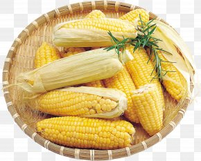 Corn Image - Corn On The Cob Maize Food PNG