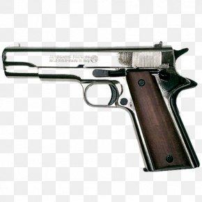 M1911 Pistol - Trigger Firearm Blank-firing Adaptor M1911 Pistol PNG