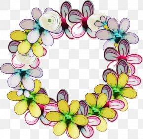 Floral Design Wildflower - Floral Design PNG