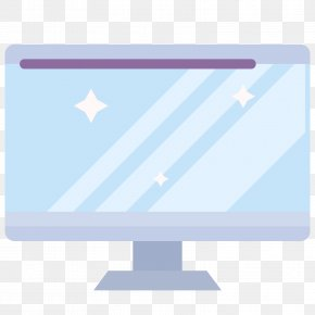 Computer Monitor - Area Brand Rectangle PNG