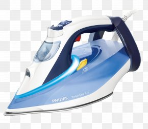 Philips Iron - Clothes Iron Philips Home Appliance Russell Hobbs Ironing PNG