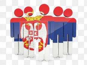 Serbia Flag - Flag Of Thailand Brazil National Flag PNG