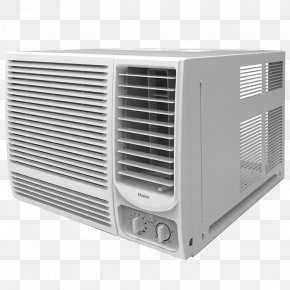 Air Conditioner - Philippines Window Air Conditioning Haier Home Appliance PNG