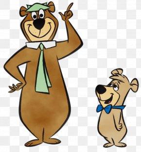 Groundhog Day Brown Bear - Yogi Bear Cindy Bear Drawing Cartoon PNG