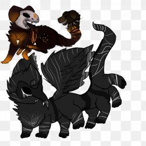 Horse - Carnivora Horse Cartoon Mammal PNG