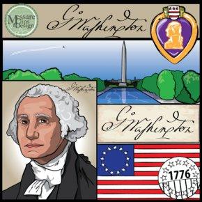 Washington Cliparts - Washington Monument First Inauguration Of George Washington American Revolutionary War PNG