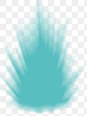 Aura - Blue Aqua Green Turquoise Teal PNG