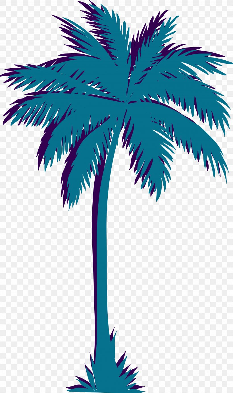 Palm Trees Vaporwave Clip Art Vector Graphics Png 4739x7982px Palm Trees Aesthetics Arecales Art Botany Download