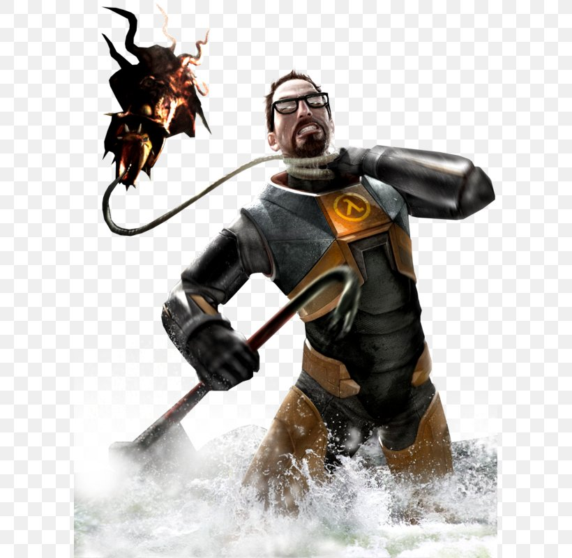 Half Life 2 Raising The Bar Gordon Freeman Video Game Png