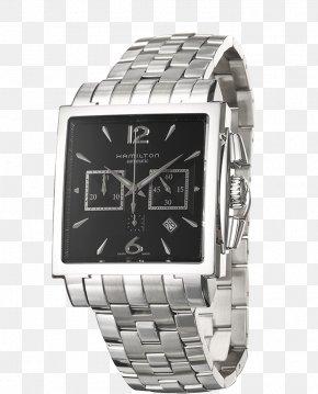 Watch - Hamilton Watch Company Lancaster Bracelet Brand PNG