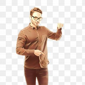 Action Figure Gesture - Sleeve Standing Jacket Outerwear Finger PNG