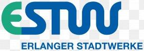 Erlanger Stadtwerke AG Logo Organization Bus - ESTW PNG