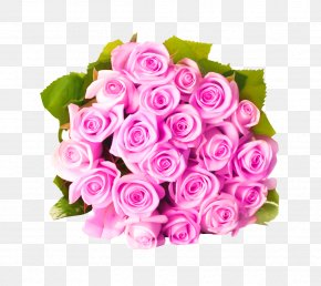 Pink And Fresh Bouquet Decorative Pattern - Flower Bouquet Pink Flowers Rose PNG
