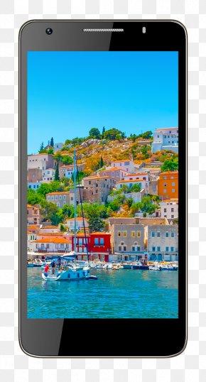 Intex Computers - Intex Aqua A4 Tempered Glass Screen Protector Smartphone Intex Aqua Supreme+ Touchscreen PNG