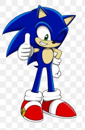 Hedgehog - SegaSonic The Hedgehog Sonic Adventure Thumb Signal Drawing PNG