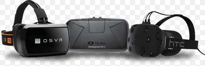 HTC Vive Head-mounted Display Open Source Virtual Reality, PNG, 1003x324px, Htc Vive, Audio, Audio Equipment, Augmented Reality, Camera Accessory Download Free