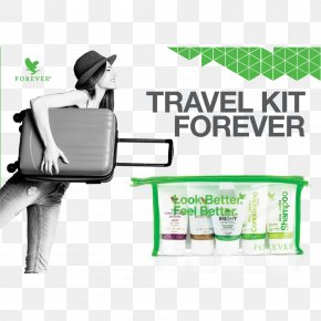 Travel Kit - Lotion Forever Living Products Personal Care Cosmetic & Toiletry Bags Cosmetics PNG